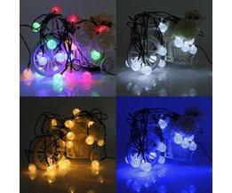LED-lampkabel för utsidan