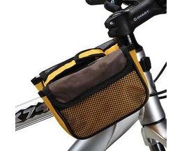 Panniers för cykelram