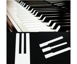 Nya Keytops För Ditt Gamla Piano