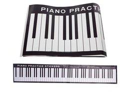 Pianoklistermärke
