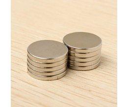 Starka Mini Magneter 10 stycken