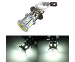 H3 LED-lampa för bil