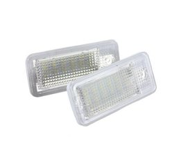 LED-plåtljus för Audi