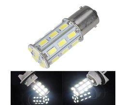 BA15S LED-lampa för fordon