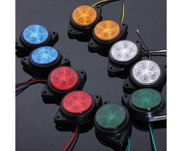 LED-sidomärkningsljus 12 V