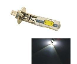 H1 LED-lampa för 12V