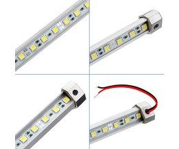 LED-sträng LED-lampor i aluminium