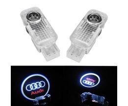 Ljus för Audi