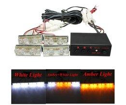 LED-signalljus för 12V-strömkälla