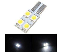 LED-lampa för T10 Montering