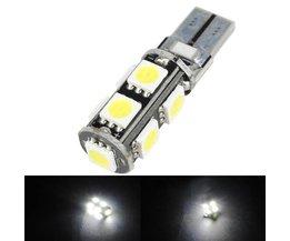 LED-ljus för bilinredning