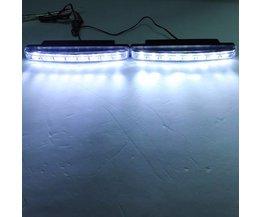 Auto LED-strålkastare