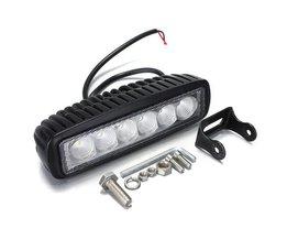 LED-dagsljuslampor