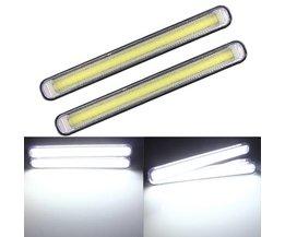 Automatisk LED-dagsljus
