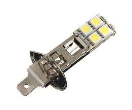 H1 lampa för bil