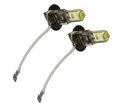 H3 lampor för bil