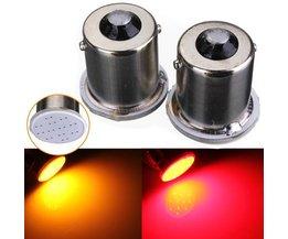 LED-bakljus eller blinkande för bil