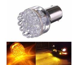 Blinkande ljuslampa för fordon