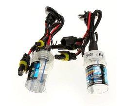 H1 lysdioder för bilen