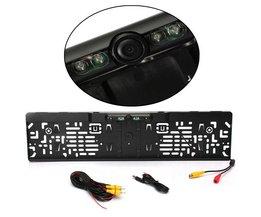 Skivhållare med HD-kamera med nattvision