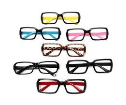 Vintageglasögon i olika färger