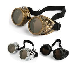 Steampunk Glasögon