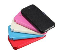 Magnetisk Flip Cover IPhone 5