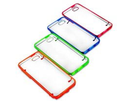 Fodral till IPhone 5C med transparent baksida