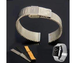 Stainless Steel Watchband För Apple Watch 38Mm