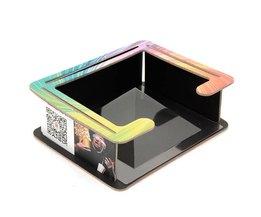 3D Hologram Pyramid För Smartphones