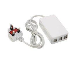 USB-nav med plugg
