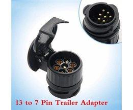 Trailer Adapter 13 till 7 stift