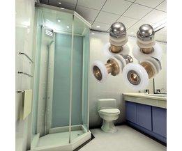 Hjul för duschdörr