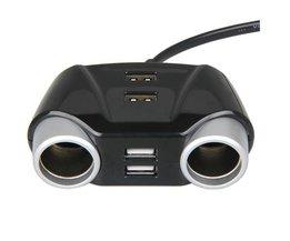 Cigarett USB bil