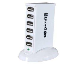 USB-nav med ström