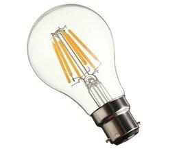 6W LED-lampa