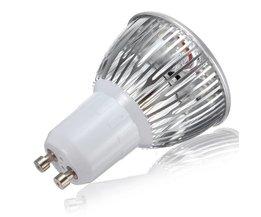 LED-lampor för socket GU10