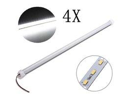 Vattentät LED Strip 50CM 4 stycken