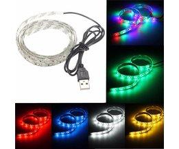 USB-driven LED-remsa