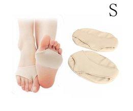 Mjuka gelkuddar för dina fötter