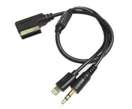 Kabel för Audi