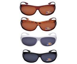 Solglasögon för i bilen