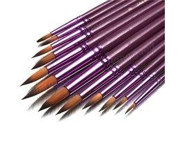 Paint Brush Set 12 Pieces