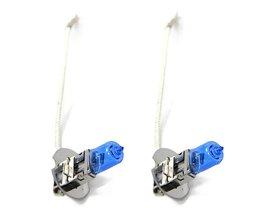 Lampor för H3 Montering