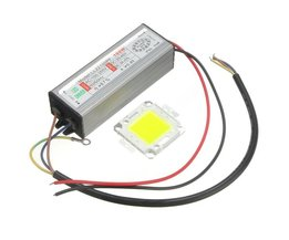 High Power 100W LED Chip With Driver