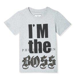 PHILIPP PLEIN T-shirt Round Neck SS Dacio Olly