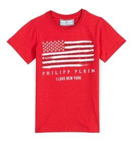 PHILIPP PLEIN T-shirt Round Neck SS Dacio Otto