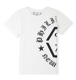 PHILIPP PLEIN T-shirt Round Neck SS Hottos
