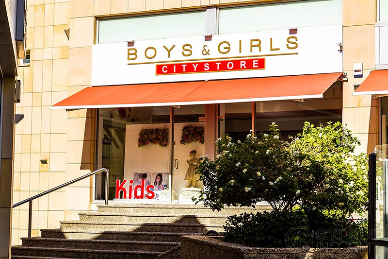 BOYS & GIRLS CITYSTORE LIMASSOL - Children Clothing Shop