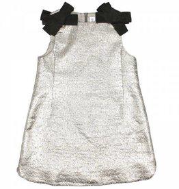SIMONETTA Silver dress
